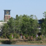 Low impact design of Florida Gulf Coast University.