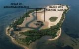 Spoil Island, Post-Restoration